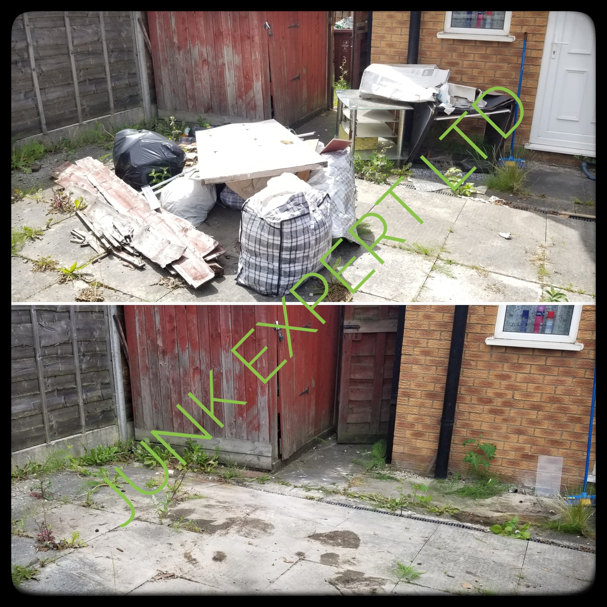 Rubbish Clearance in Debdale , Gorton M18