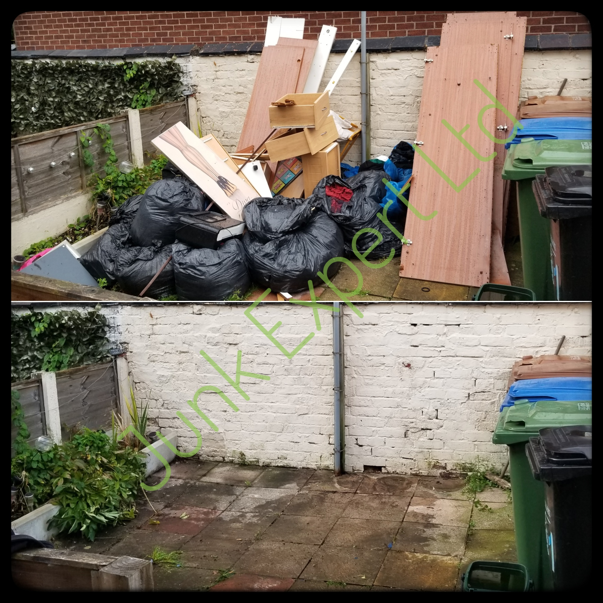 Wardrobe & Rubbish Removal in Great Moor , Stockport SK2
